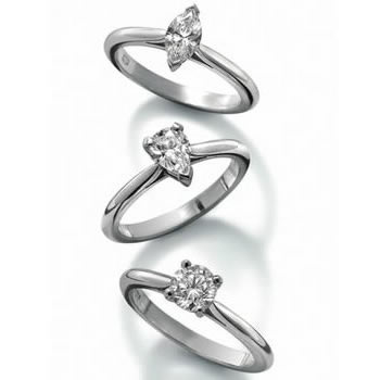 Selection available in various Diamond sizes