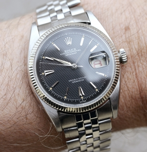 Rolex-Datejust-ref-6305-Waffle-Dial-Bulang-and-Sons