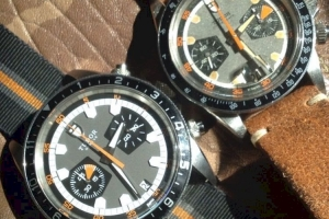 TUDOR HERITAGE CHRONO PART 1 – The Homeplate…
