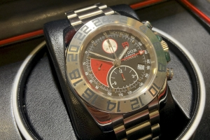The Tudor Iconaut – The First of the GMTs