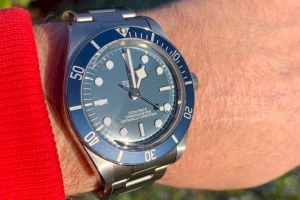 Tudor Black Bay 58 Blue: A Week On The Wrist